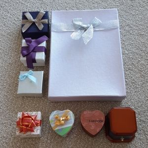 Other - Empty jewelry boxes